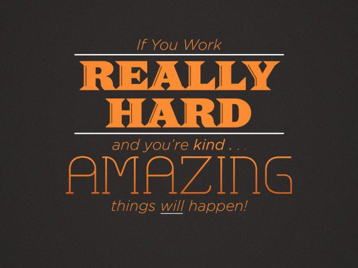 Formula for Amazing Things