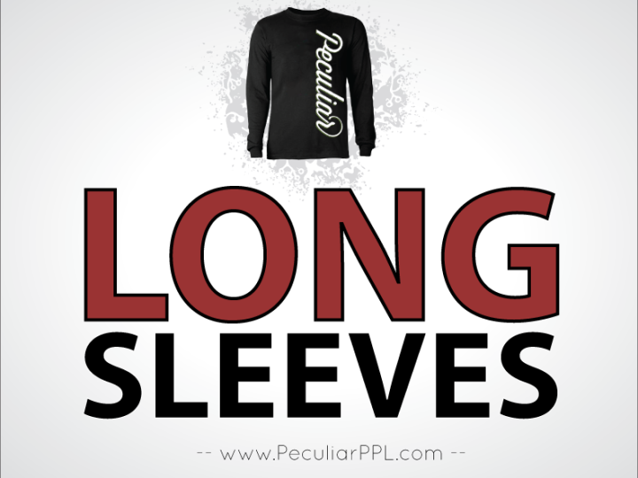 Long Sleeved Peculiar Shirts