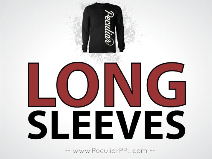 Long Sleeved Peculiar Shirts