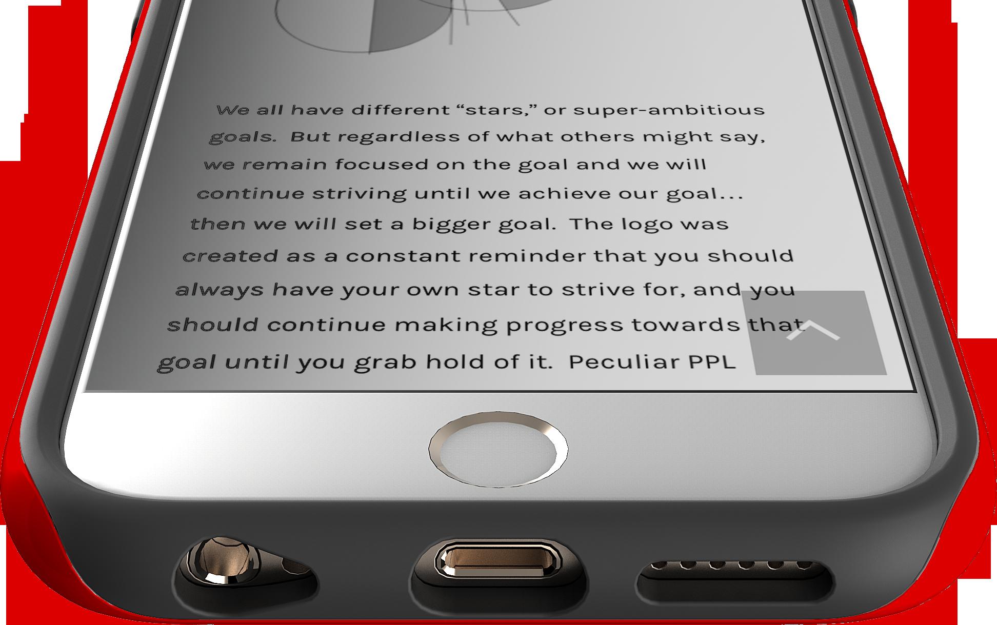 Peculiarphone-bottom