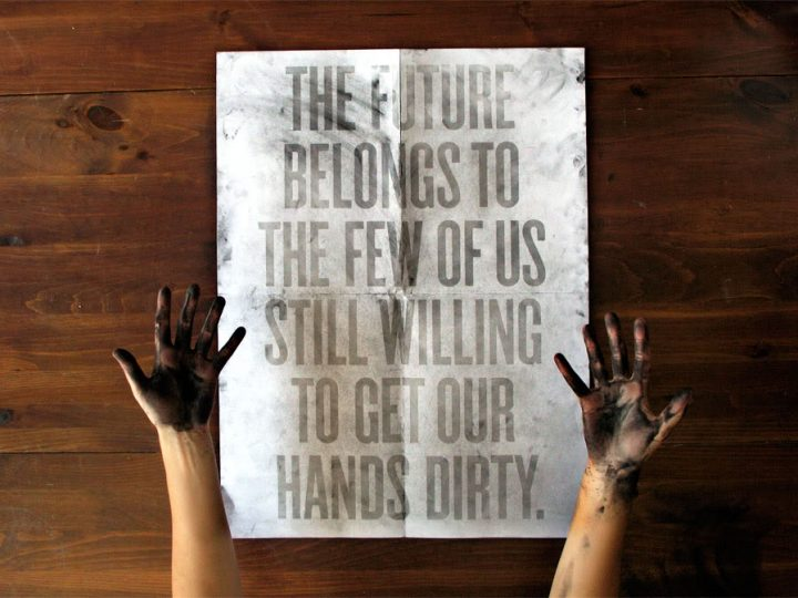 Get Your Hands Dirty…