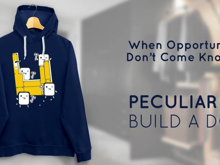 Peculiar PPL Build Doors Hoodie