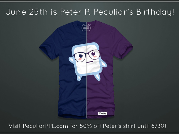 The Story of the Peter P. Peculiar Shirt
